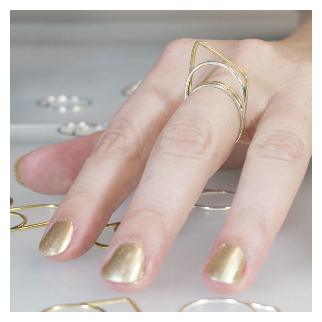 shop Stacking Rings - full collection and lookbook coming soon