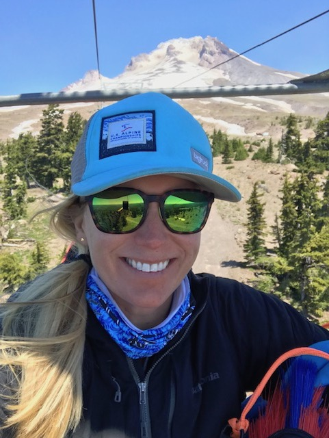 Katy Loewy, Alpine Head Coach - MRT is excited to announce Katy Loewy as their next Head Coach. In March we kicked off a national search for our head coach position. We took input from our athletes, parents and board members on the type of candidate we desired. While all skills are important it was clear that our club was looking for someone that could compliment that with a commitment to our mission and values. Words that rang true were role model, community builder, and great communicator. There was an overwhelming desire to make our athletes feel safe-valued and supported.