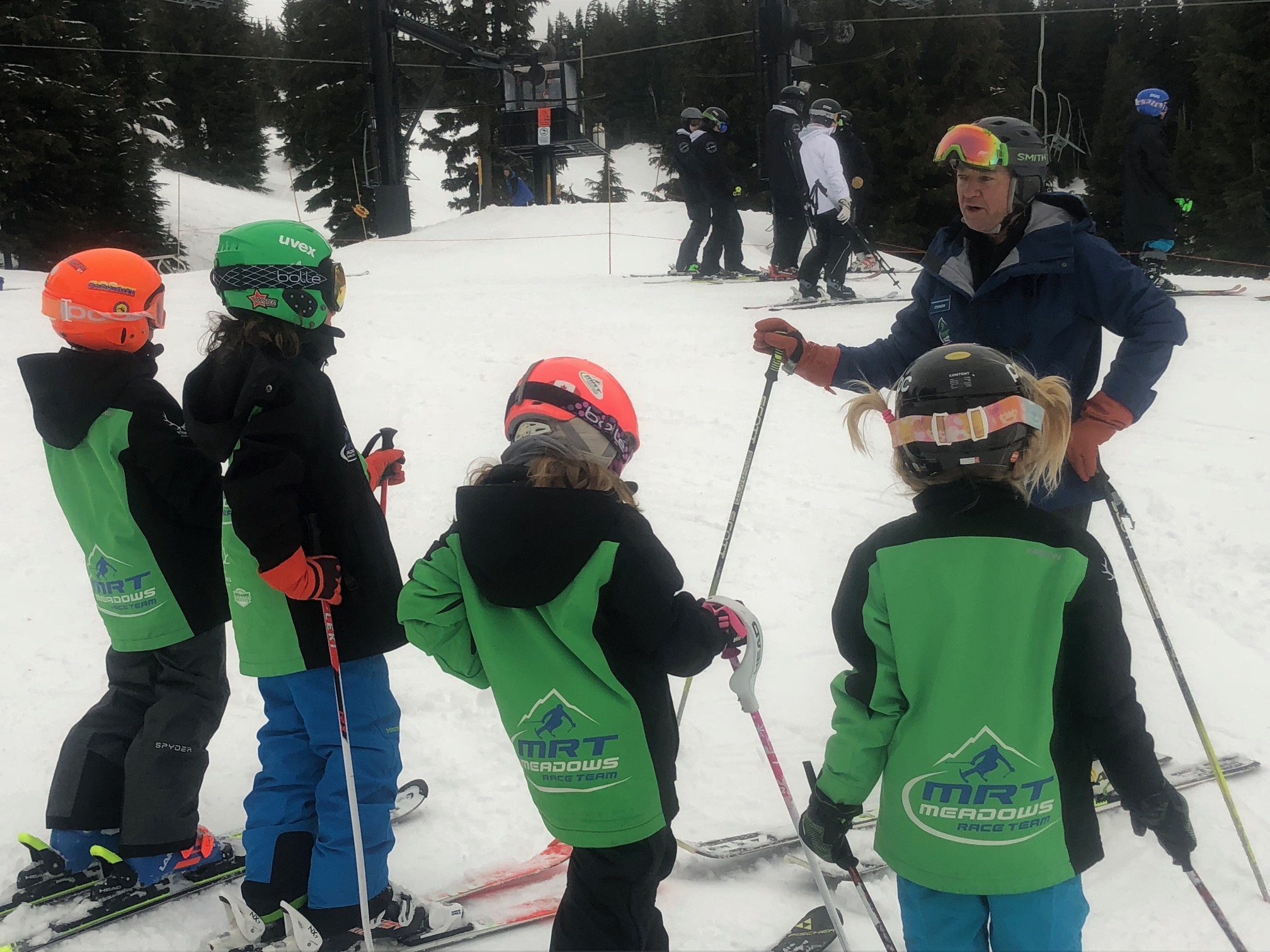 Camps! - Thanksgiving Camp Nov. 29/30 & Dec 1Winter Ski Camp December 27-30MLK Weekend Ski Camp MLK Jan. 18-20Presidents Day Weekend Ski Camp Feb. 15-17