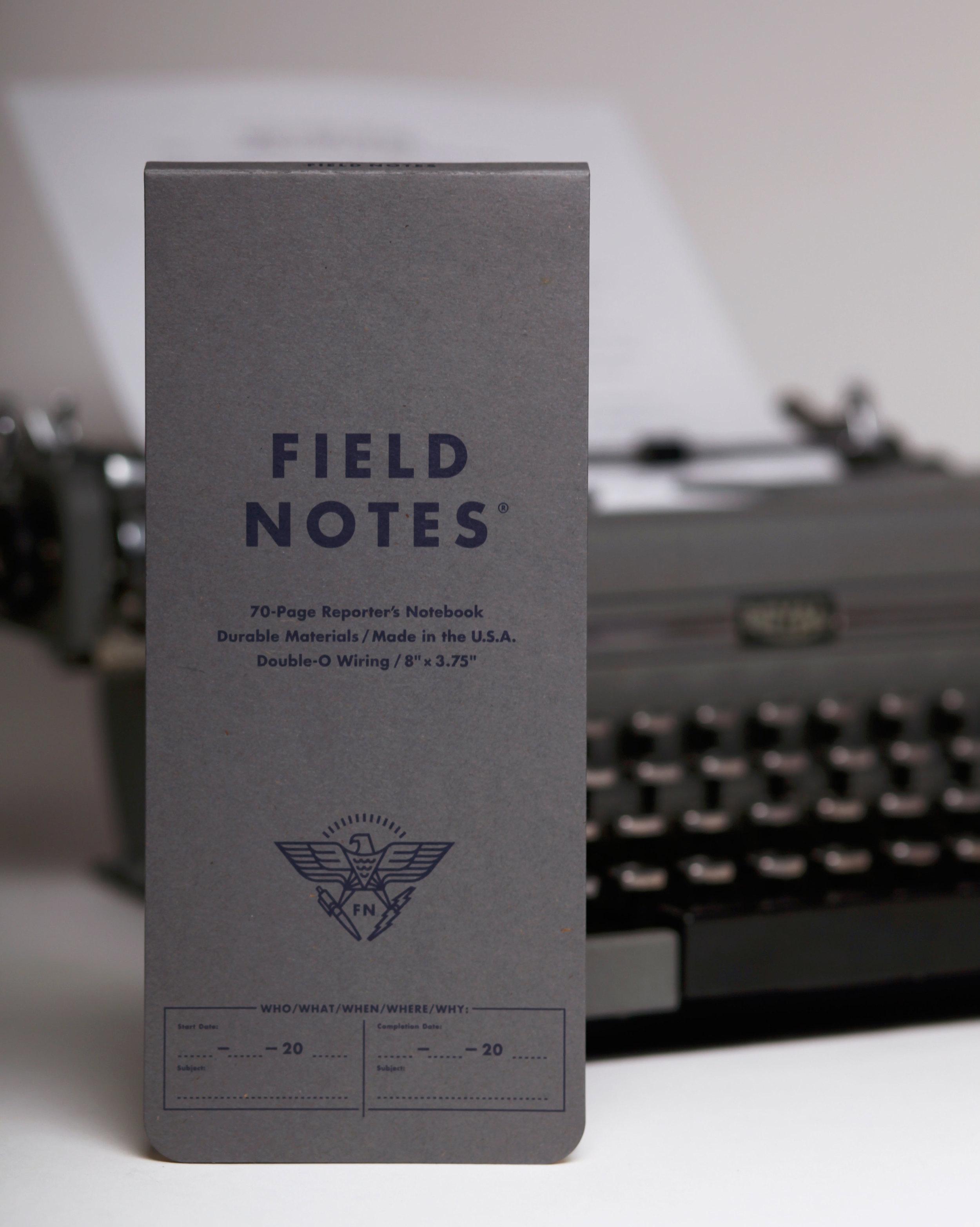 Photo via Field Notes.