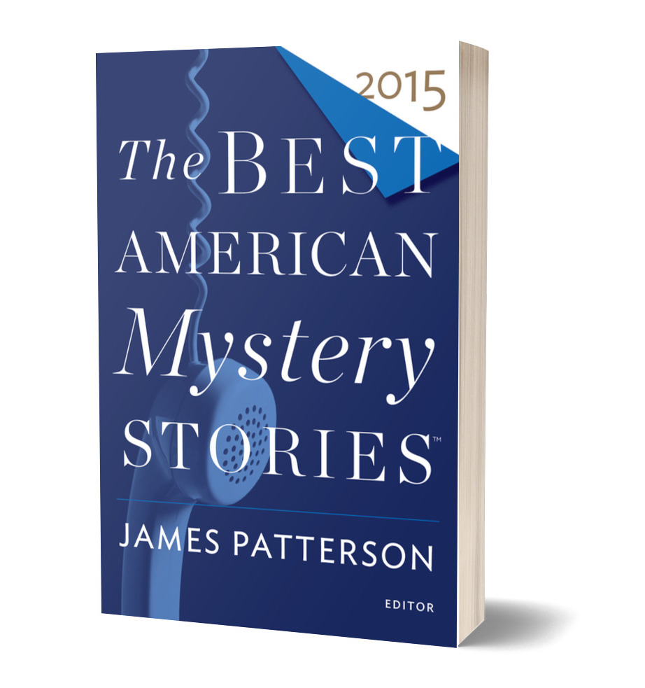 The Best American Mystery Stories 2015 anthology, featuring a short story by Joseph D'Agnese
