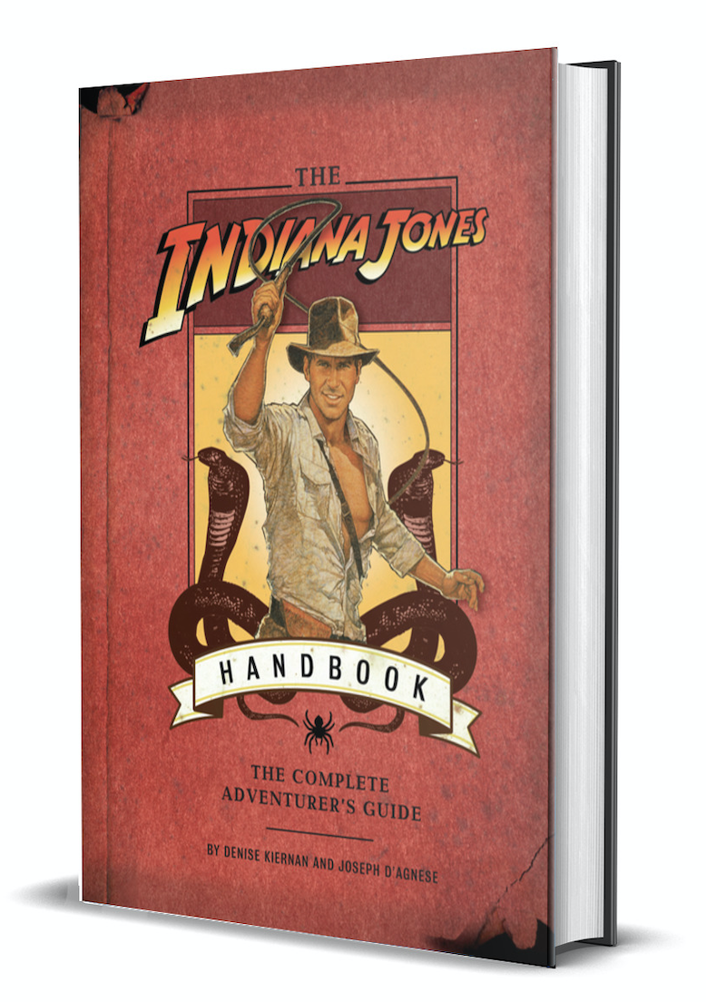 The Indiana Jones Handbook | Kiernan and D'Agnese