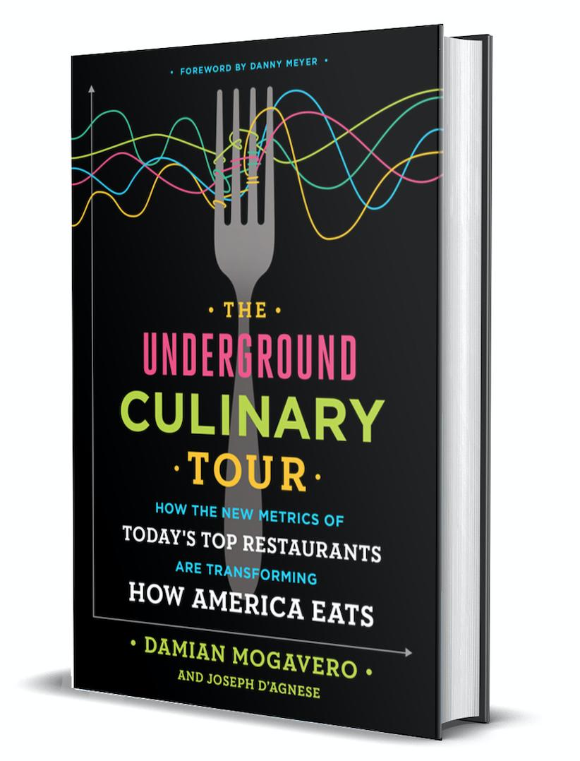 Underground Culinary Tour | Mogavero D'Agnese
