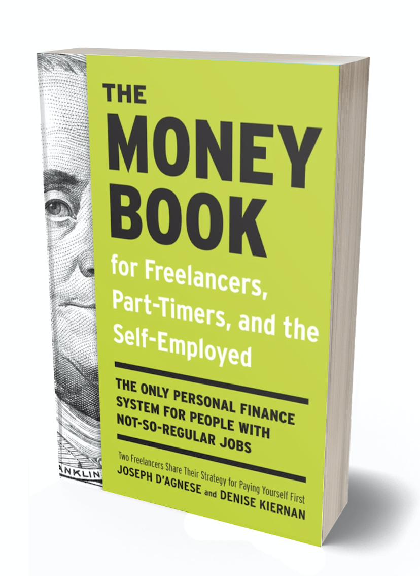The Money Book for Freelancers | Kiernan D'Agnese