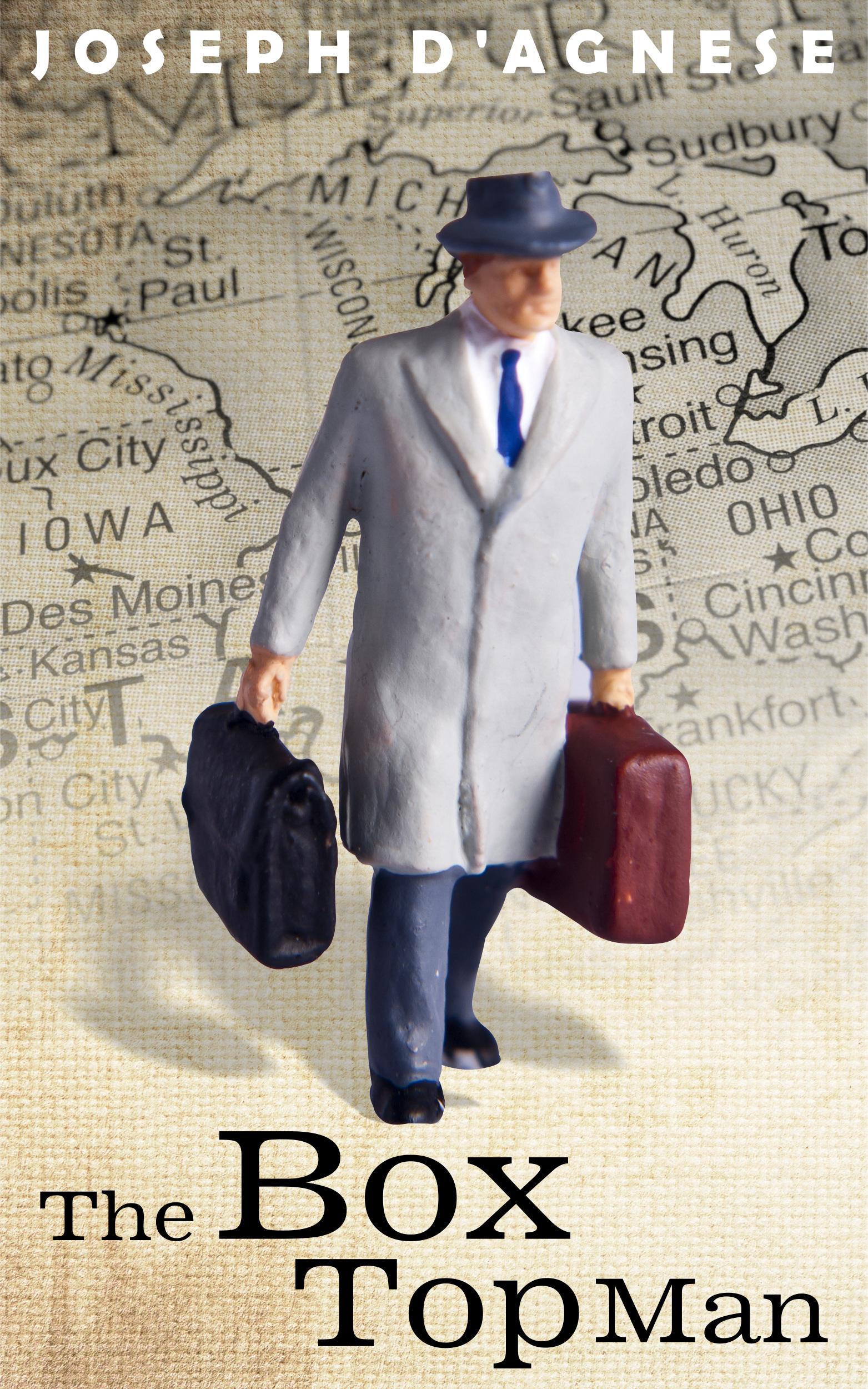 The Box Top Man by Joseph D'Agnese