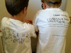 Fibonacci T-shirts | All rights reserved