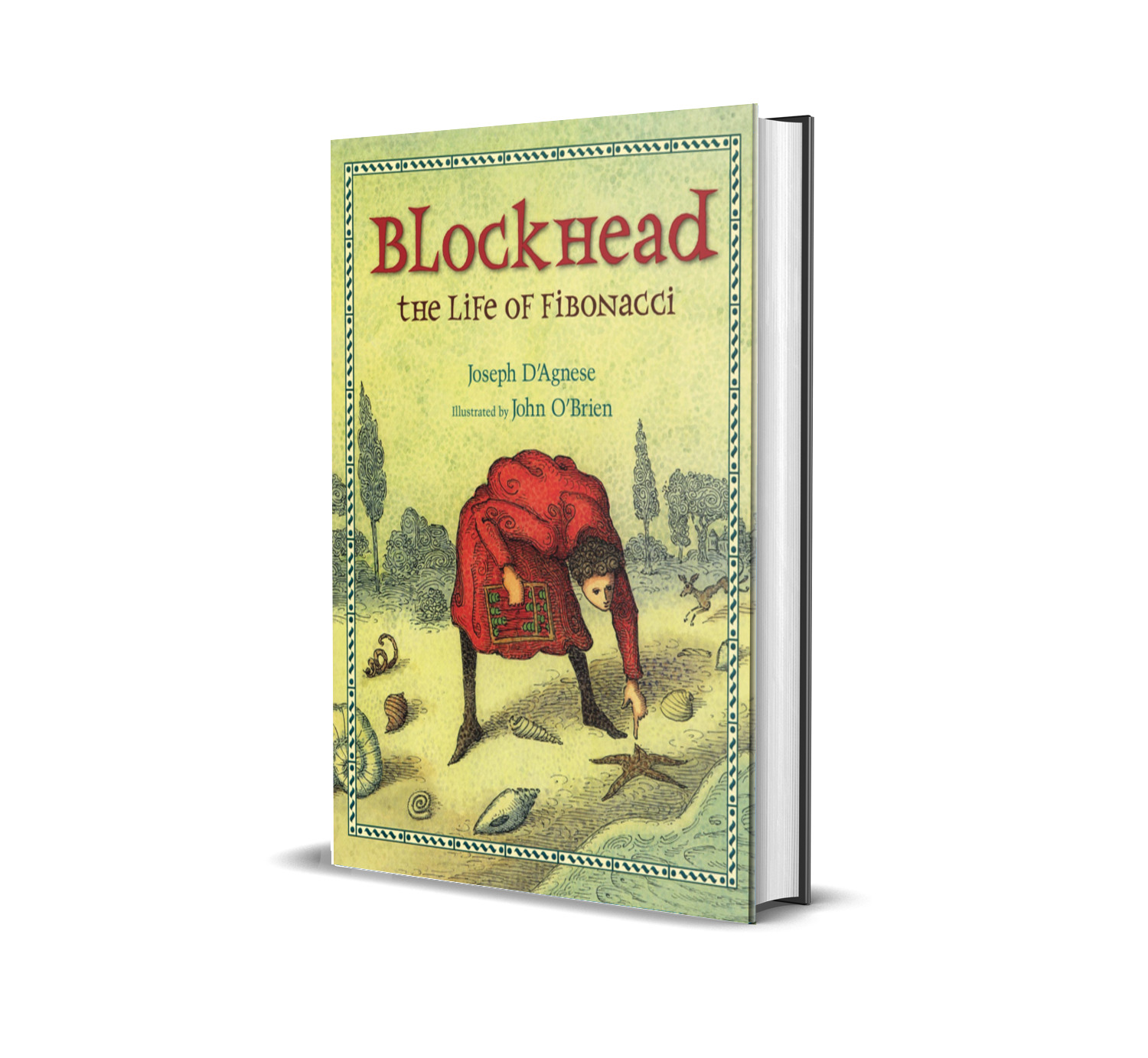 Blockhead: The Life of Fibonacci by Joseph D'Agnese