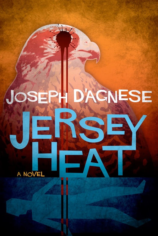 Jersey Heat, novel by Joseph D'Agnese