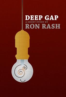 Ron Rash book cover by design Jeroen ten Berge