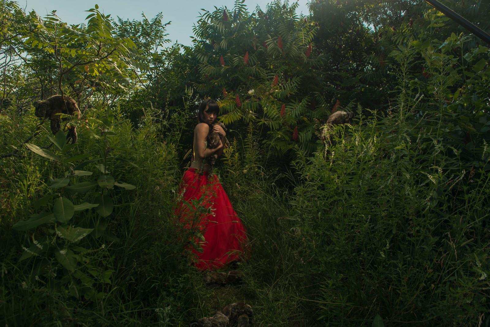 Dancer: Claudia Chan Tak