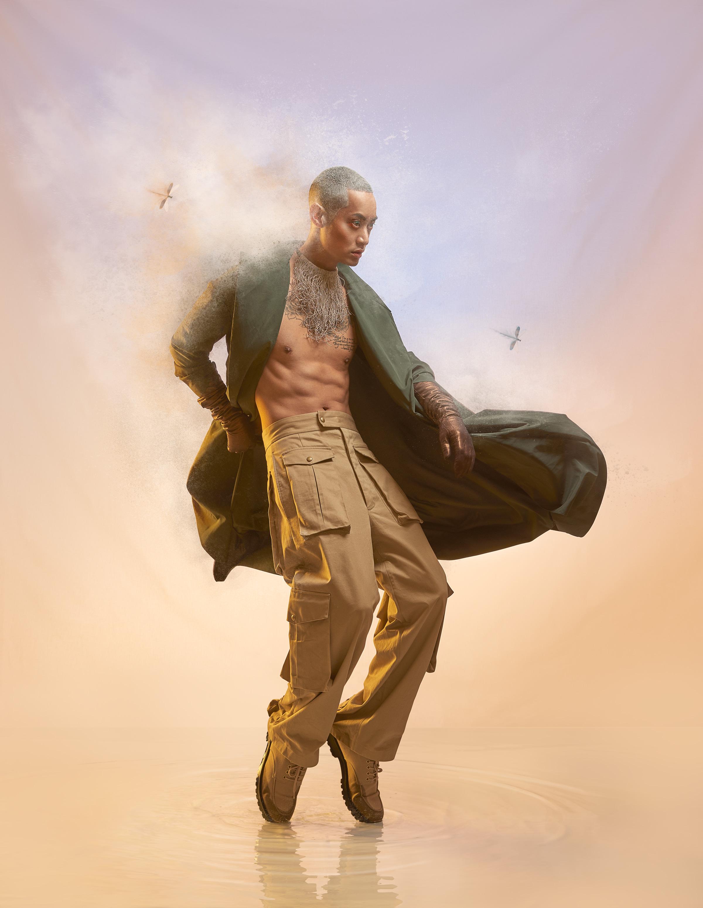 @Thefashionablelampoon #fashion magazine Model @Vincentlakuach 2.jpg