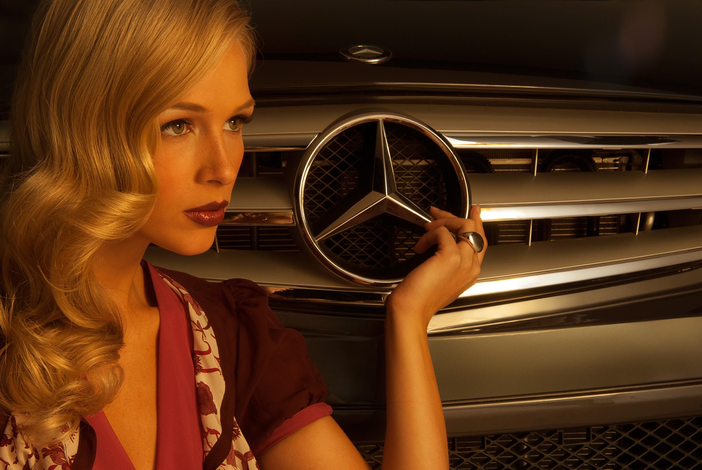 Vogue LA + Mercedes Benz