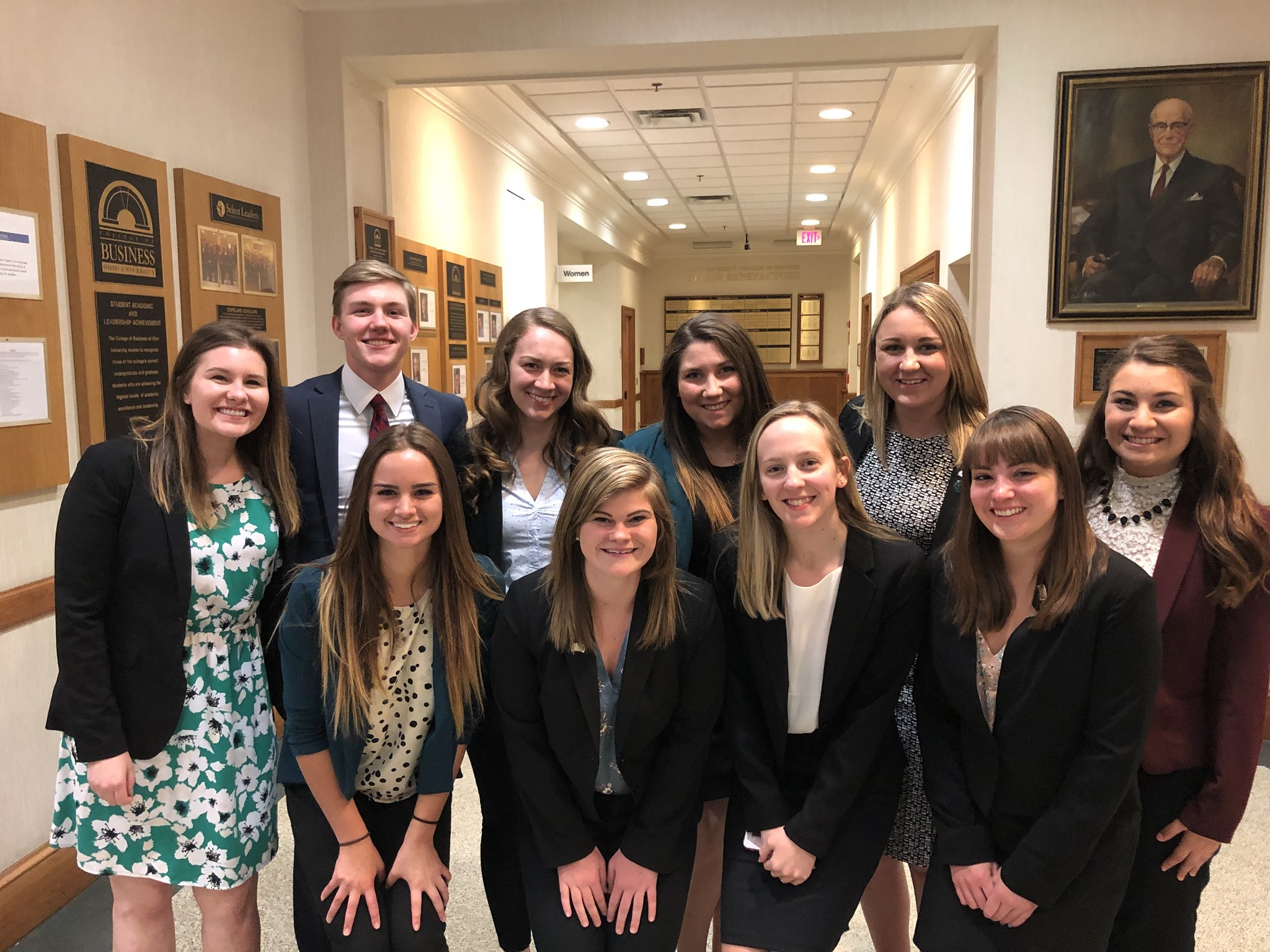 Congratulations to our 2018-2019 Executive Board!