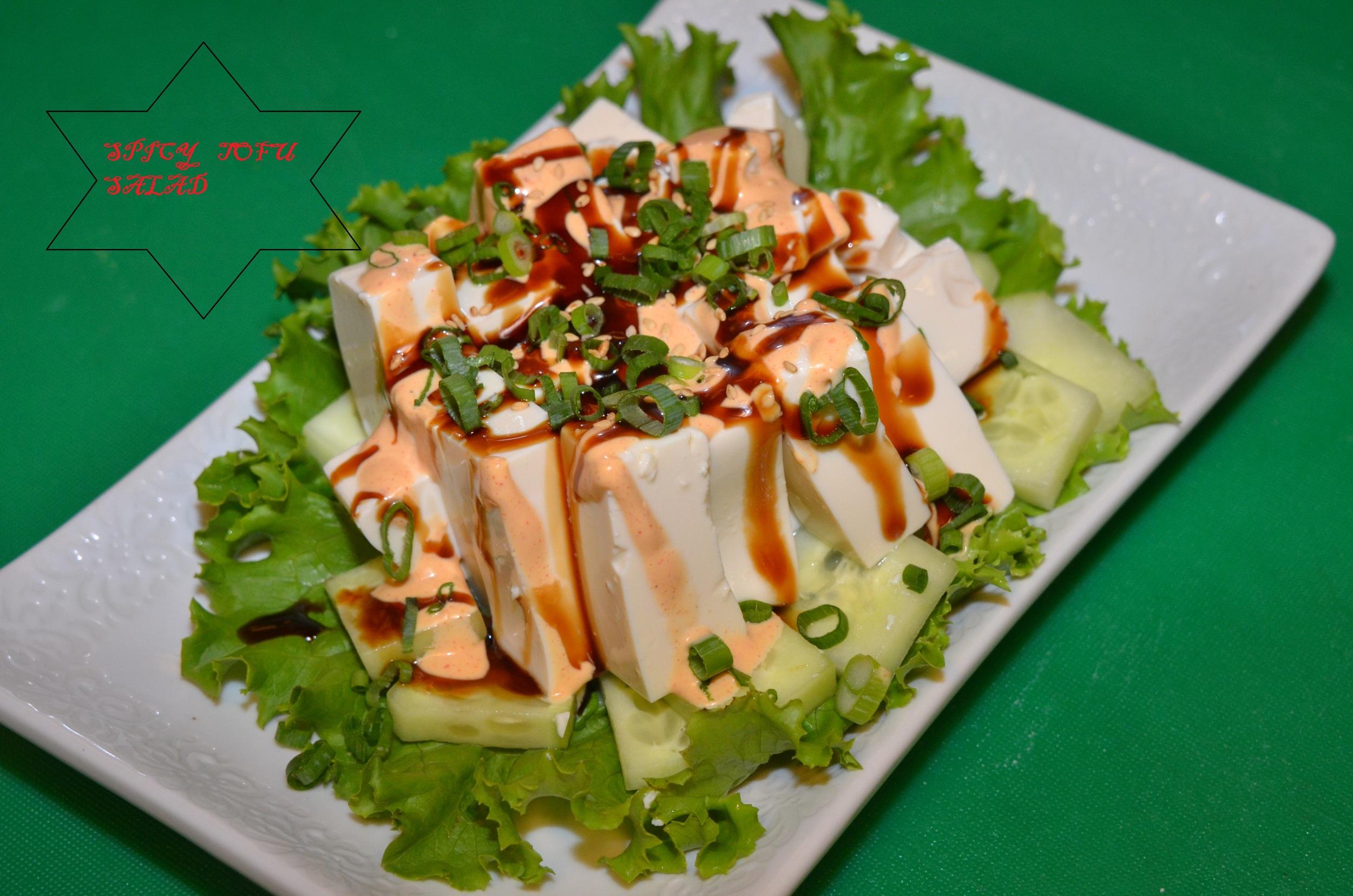Spicy Tofu Salad.JPG