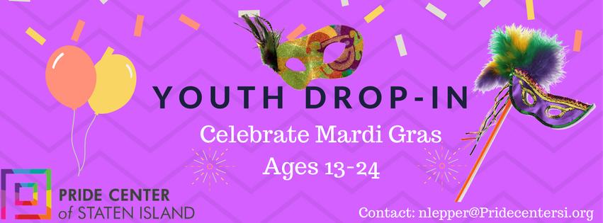 Come celebrate Mardi Gras!