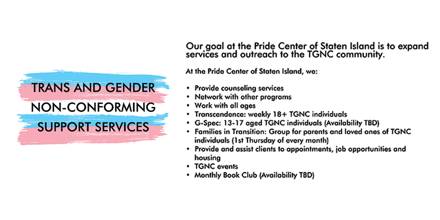 Pride Center of Staten Island