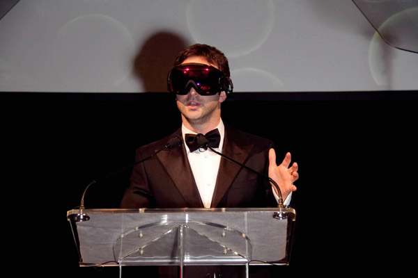 Recon Instruments - Danny Forster of Discover Channel wearing goggles.jpg