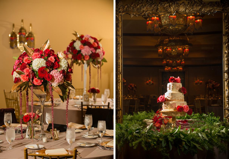 Casa Monica Wedding Cake
