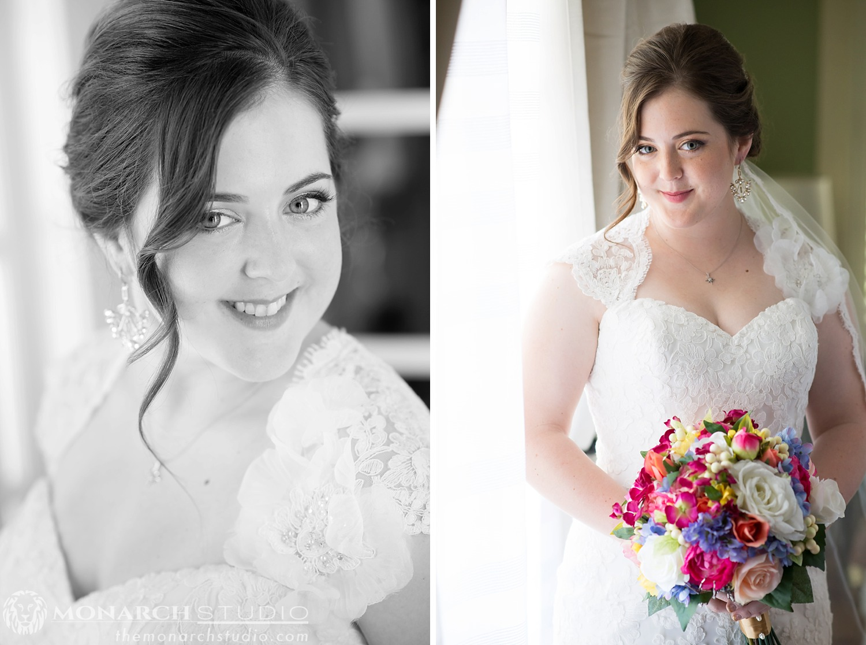 St. Augustine Wedding Photographers Monarch Studio