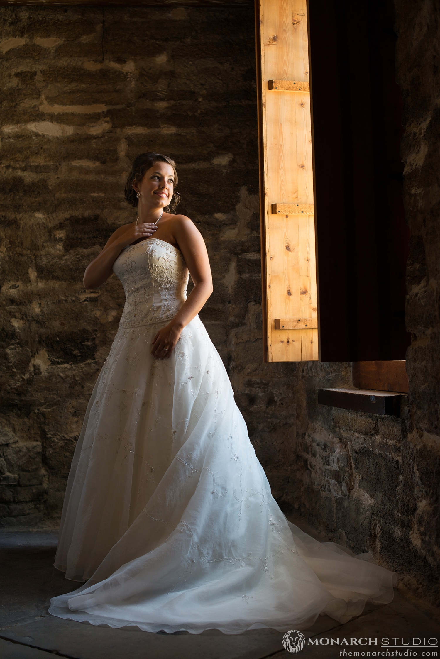 St. Francis Barracks Wedding Photography St. Augustine