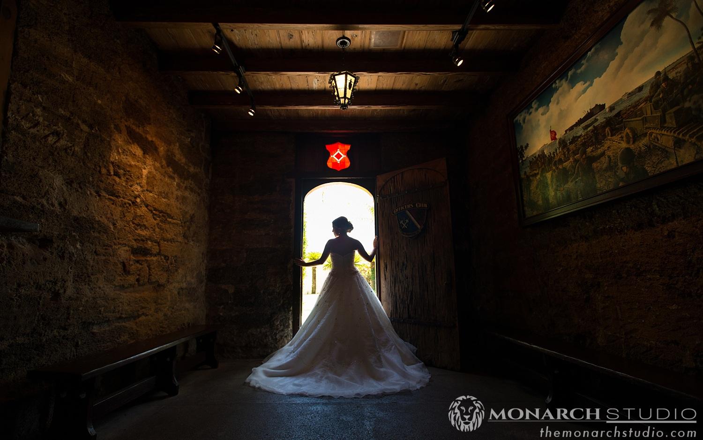 St Augustine Wedding Photographer St Francis Barracks