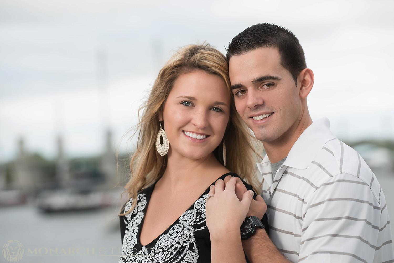 St. Augustine Engagement Photographer