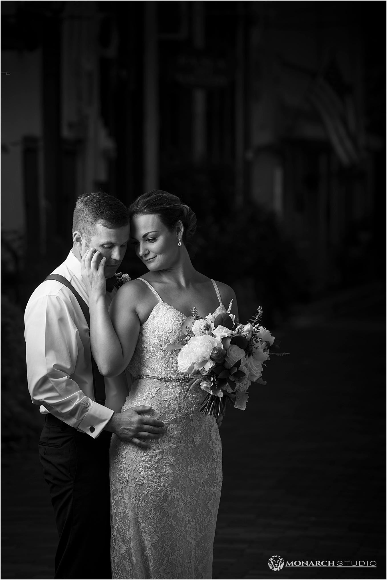 st augustine wedding photos