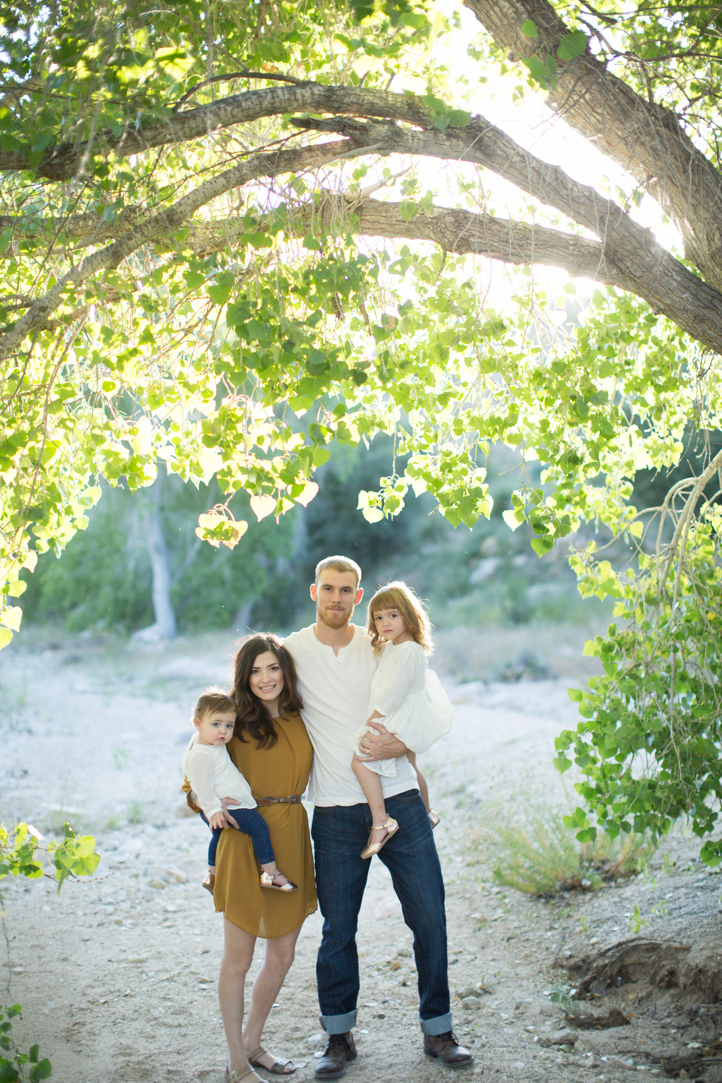 My intention is defined by the love of my family. Family is my priority, family is my happiness.