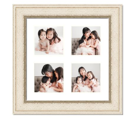 Framed and matted Print Collage 20x20                        with 4 images                               OR                     25x25 with 9 images                       starting at 299               Diff frame options are available.