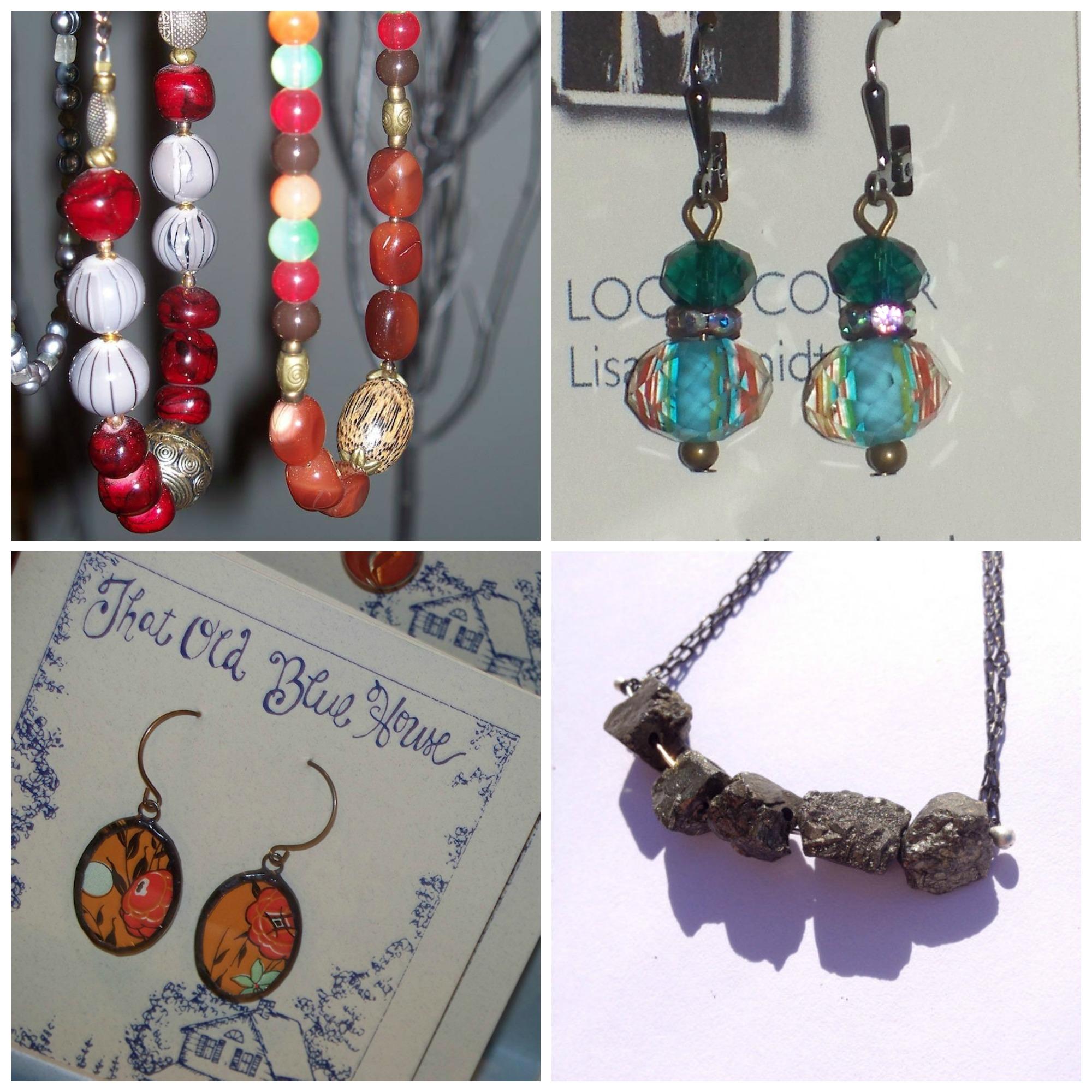 Locally and Regionally-Made Jewelry