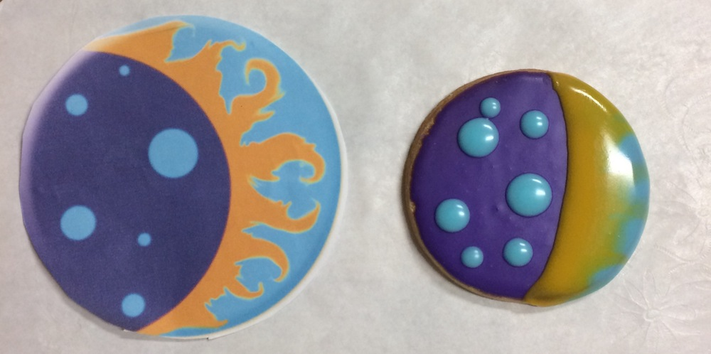 Cookie Design by Dayna Hartley