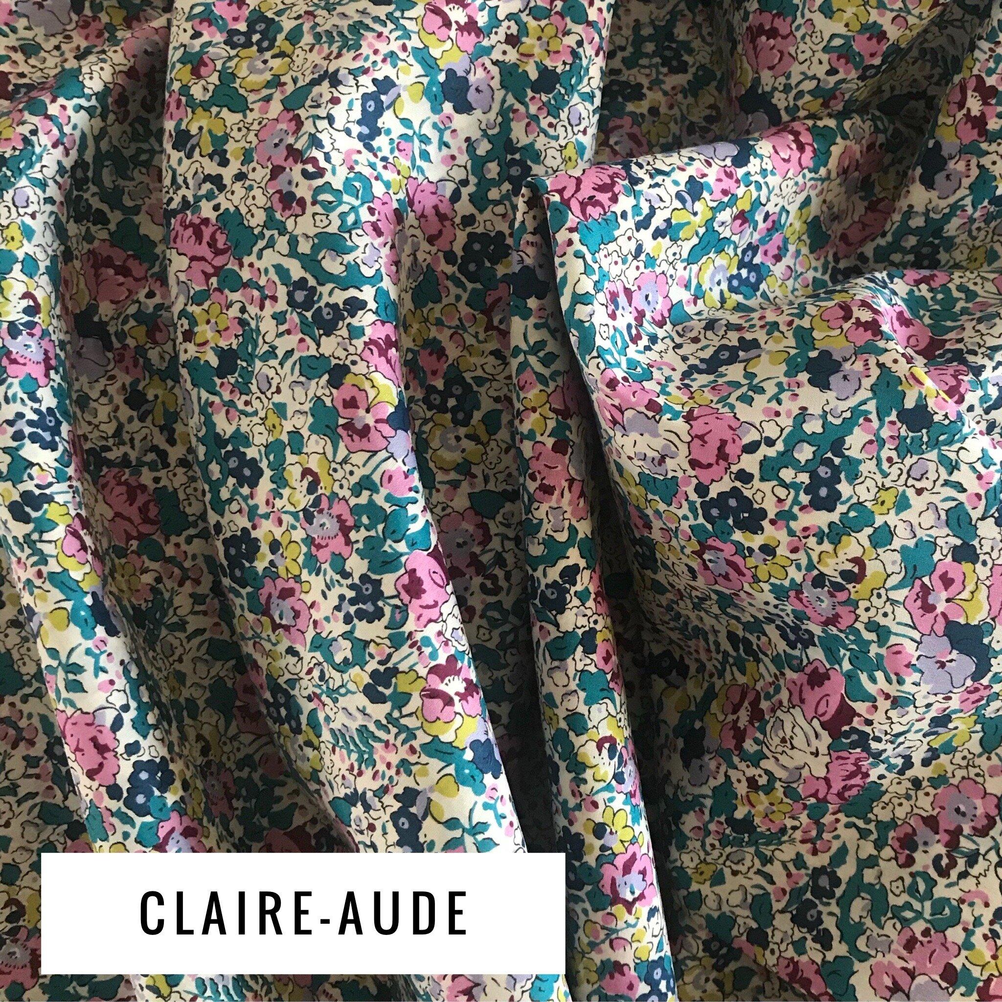 Claire-Aude