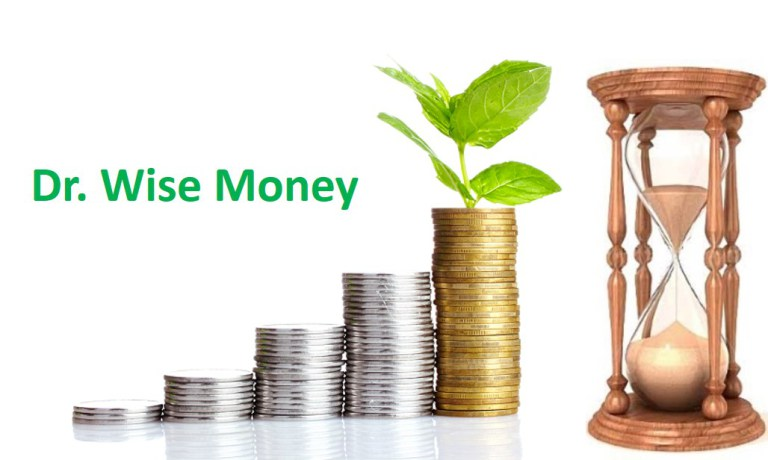 The mission of Dr.Wise Money is to assist the highly educated (& frequently heavily indebted) individuals maximize the power of TIME & cash flow to achieve financial freedom.