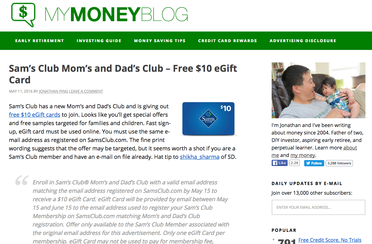 My Money Blog — Personal Finance and Investing Blog.png