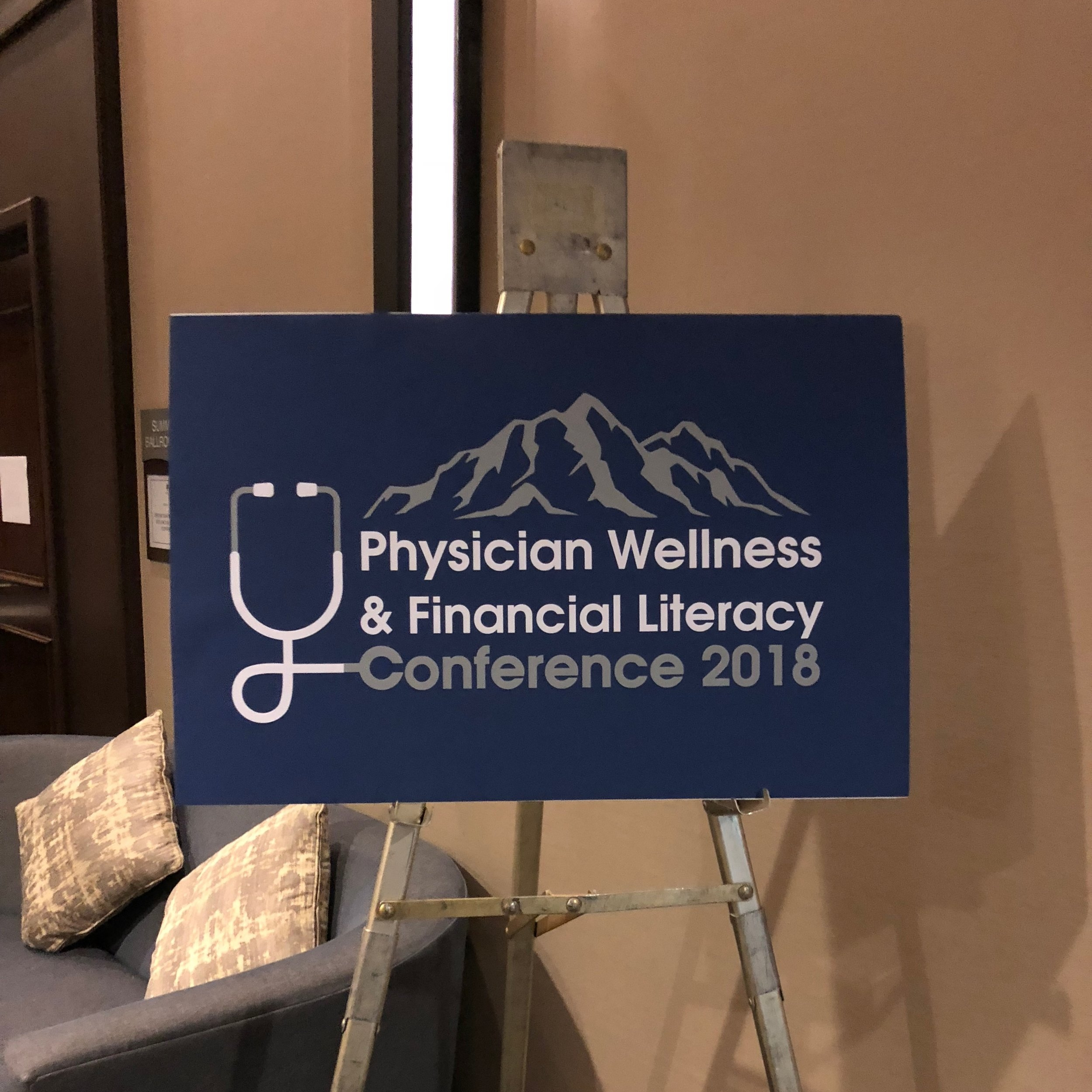White Coat investor Conference (March 1-4, 2018) Park City, UT