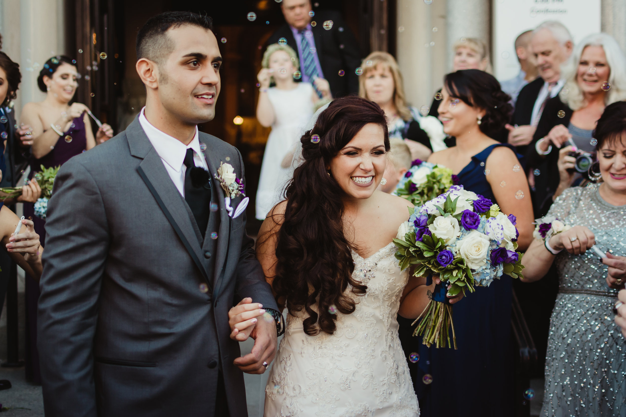 """""""Brittney is awesome, very bubbly and professional! I loved how she made everyone feel so comfortable and overall just made everyone smile. We had a great time! She captured amazing pictures from my wedding and I couldn't have been more ecstatic. Thank you again!"""""""