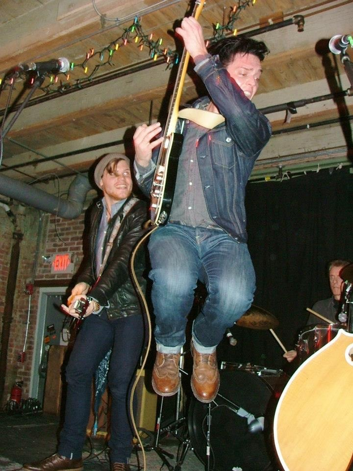 Post-Show Club Gig in Providence, Rhode Island