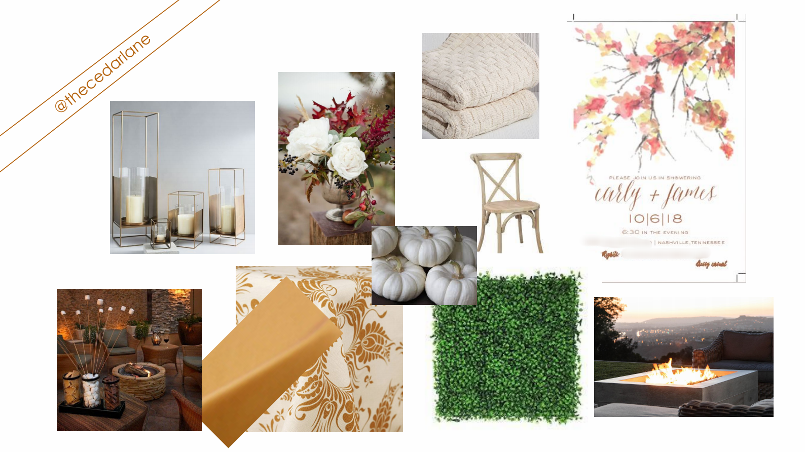 PARTY DESIGN BOARD