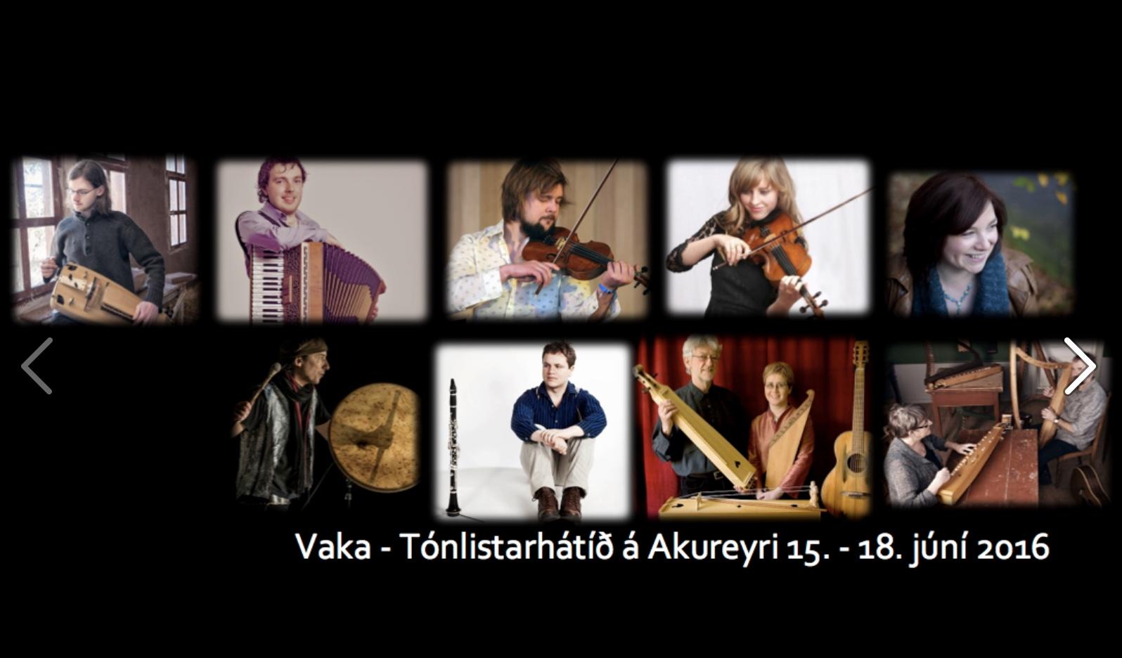 Vaka Folk Arts Festival - Iceland