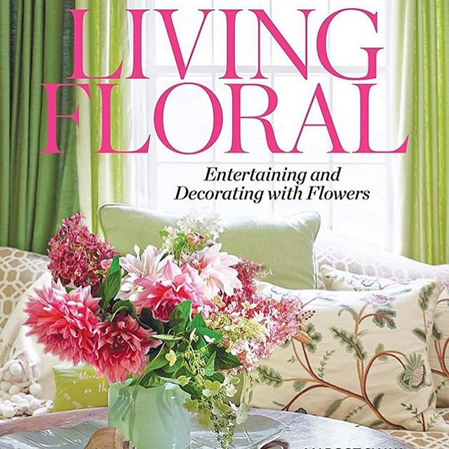 🌸💐🌺 The @mokimediamoeller team is going all #floral 🌺💐🌸planning the May 16 Room to Rebloom 5th annual #rebloomontheroof at @lavie_dc -#LivingFloral by @margotrshaw #flowermag will be for sale with a chapter by @barrydarrdixon, who is hosting the May 16 fundraiser along with @willthomastv - Barry will be signing copies! Floral wine charms, floral-shaped napkins, flower foil-wrapped chocolates, #flowerseverywhere - and really fun silent auction and designer sample sale items. It's a #floralaffair #ticketsforsale #designhealgrow @sherrymoeller @jess.melon.scott @btaven1 @fabulois6