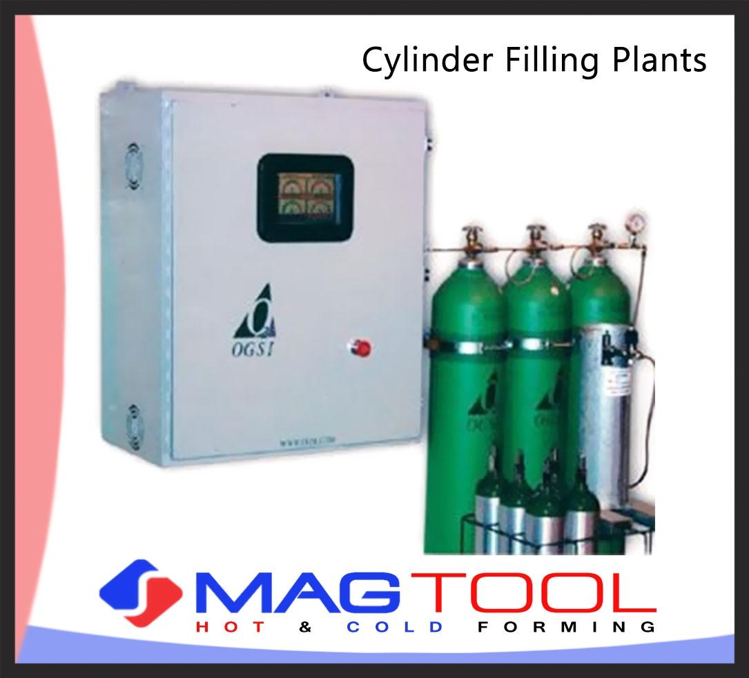 Model Cylinder Filling Plants