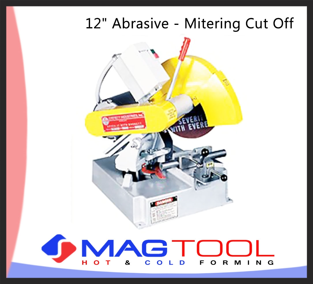 "12"" Abrasive - Mitering Cut Off"