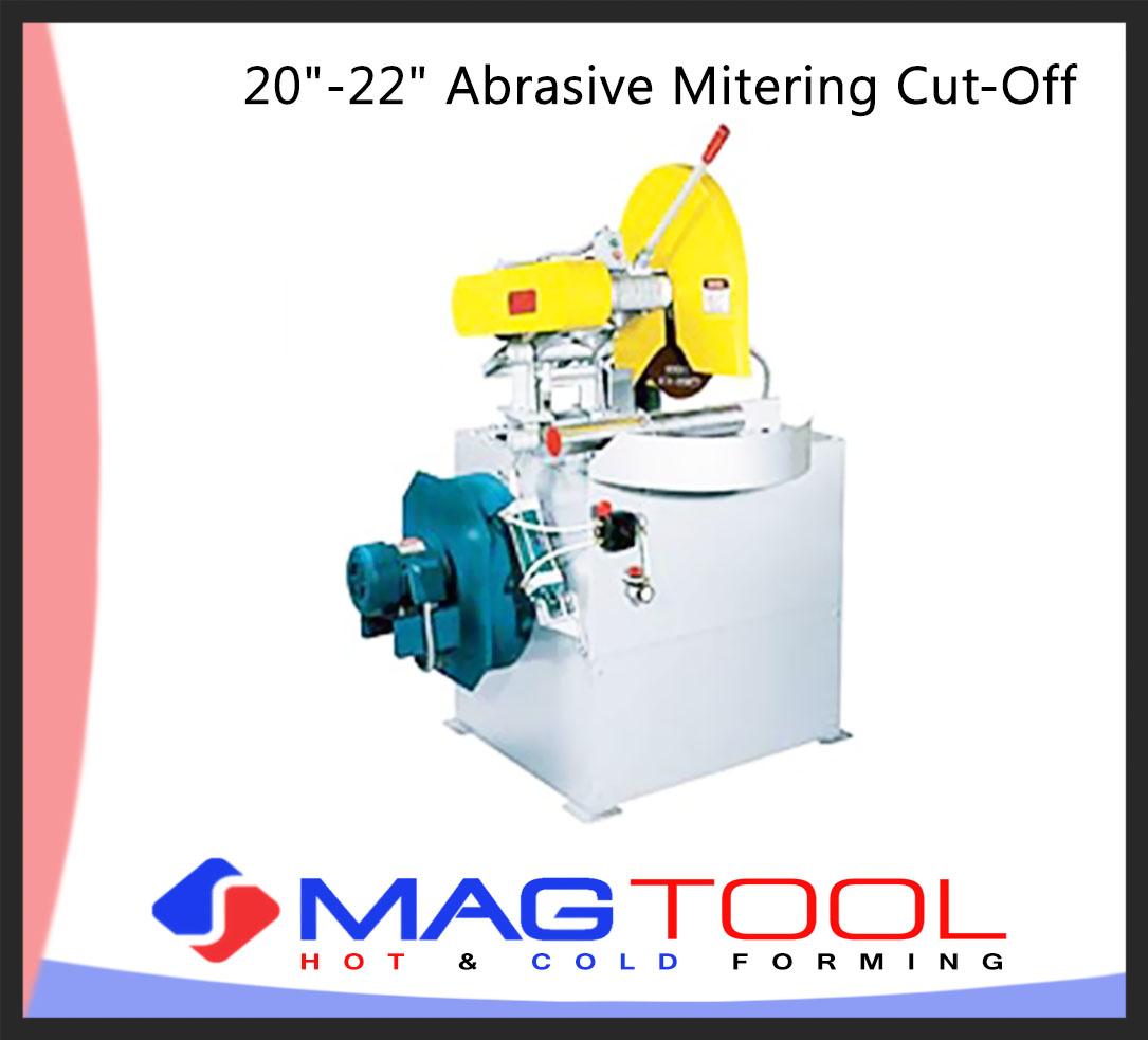 "20""-22"" Abrasive Mitering Cut-Off"