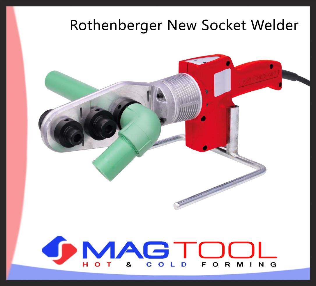 New Socket Welder