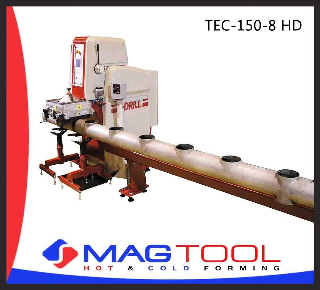 Model TEC-150-8 HD
