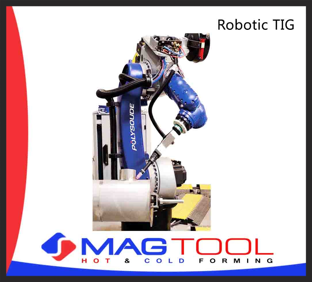 Polysoude Robotic TIG