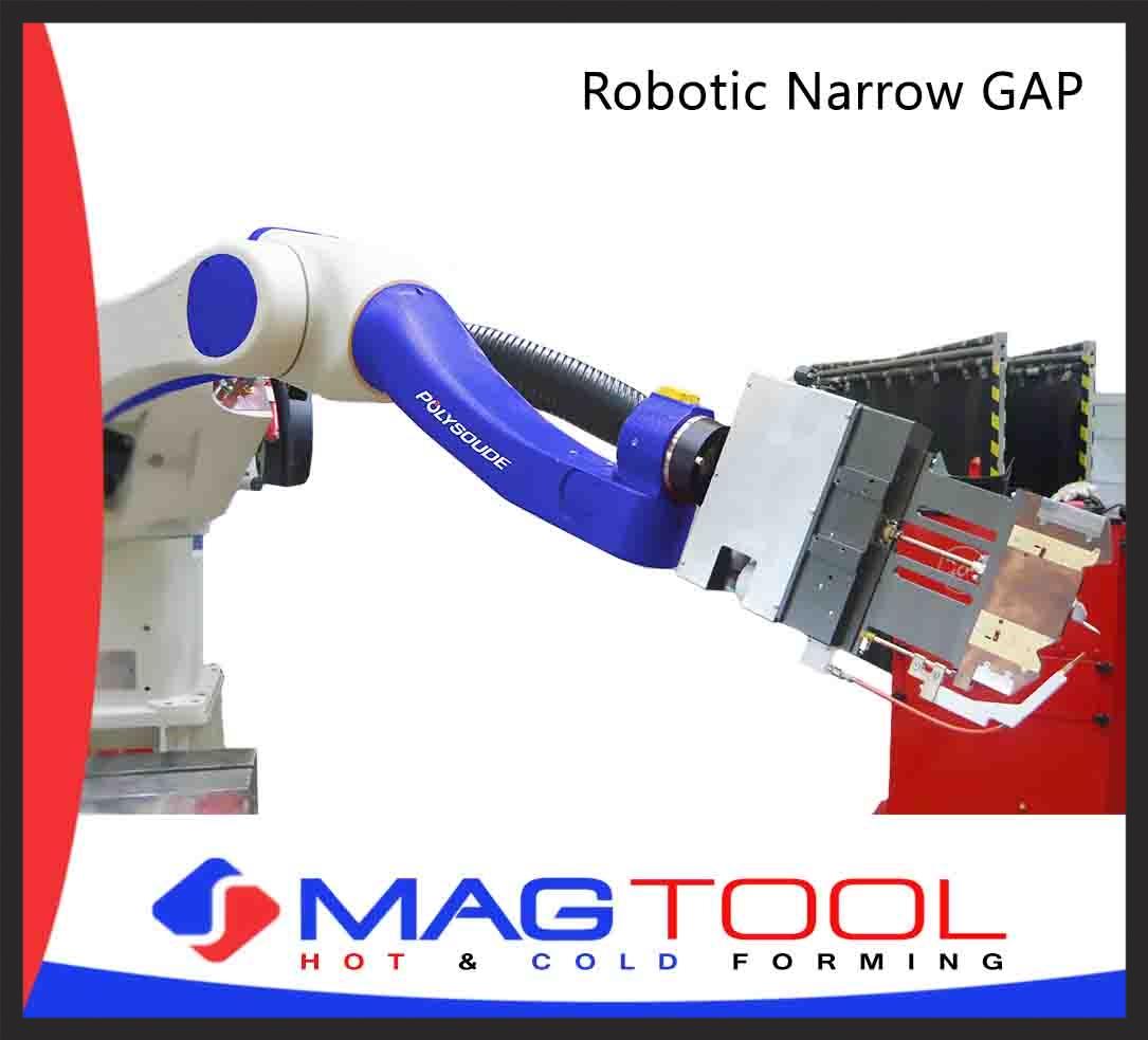 Polysoude Robotic Narrow Gap