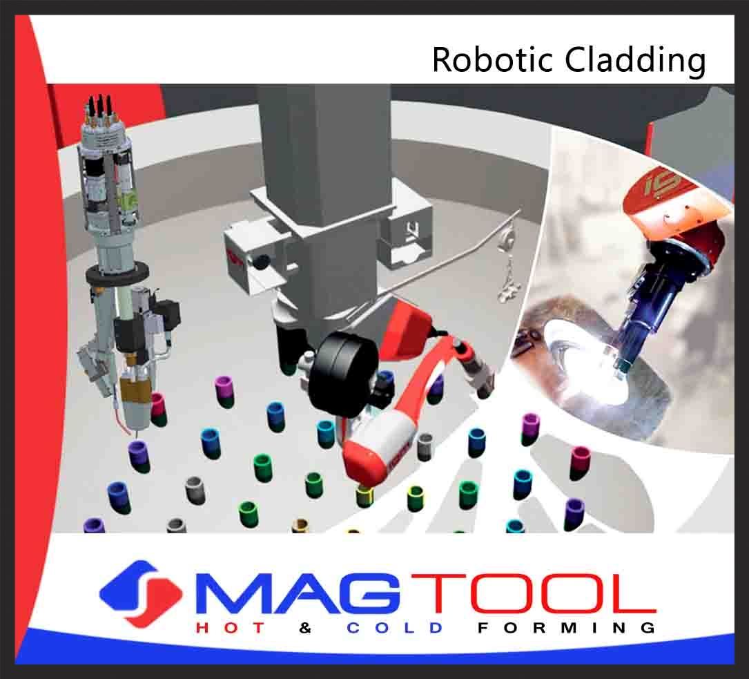Polysoude Robotic Cladding