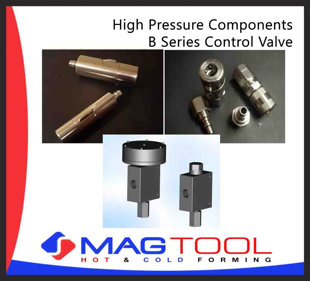 High Pressure Components B Series Control Valve