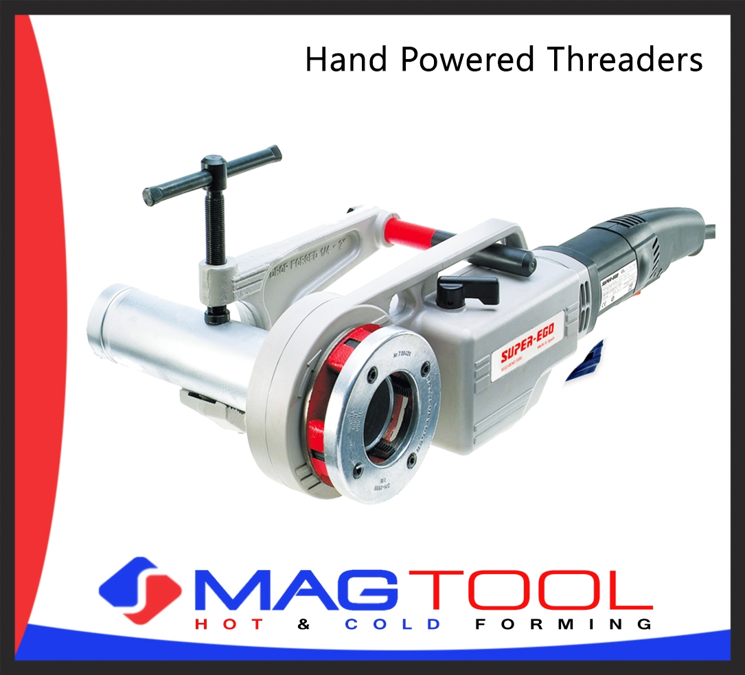 Hand Powered Threaders